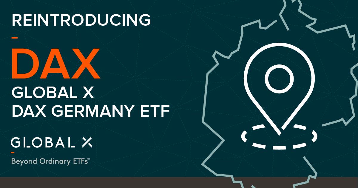 Dax Germany Etf