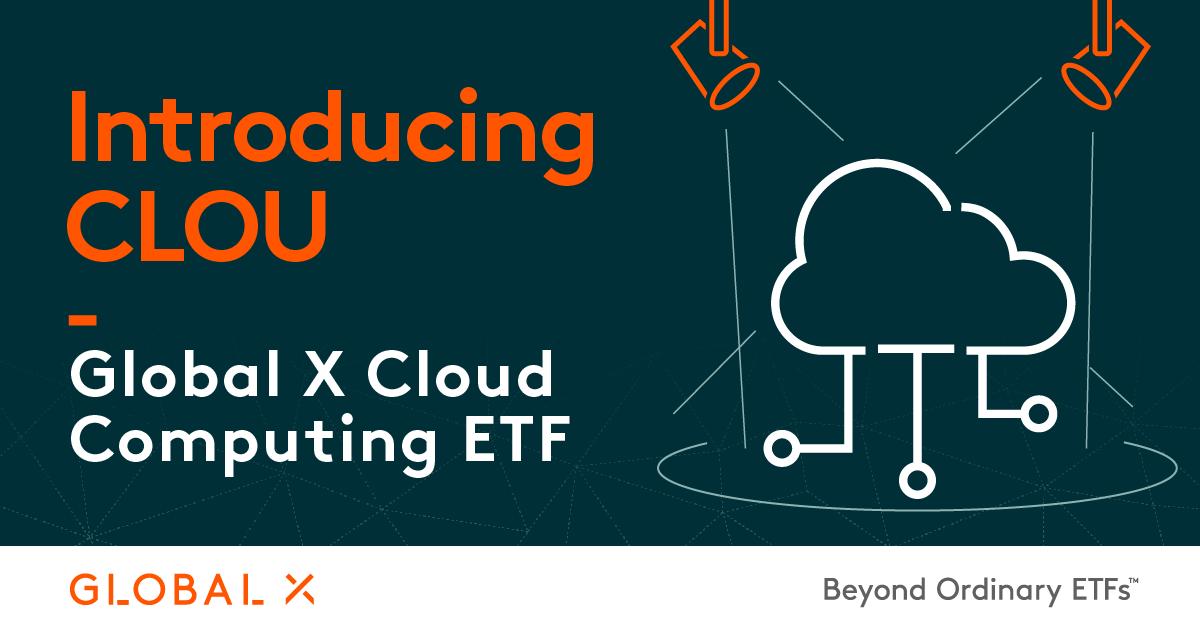 Cloud Computing Etf